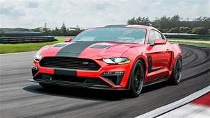 This Is Roushs 710bhp Supercharged Ford Mustang  Top Gear