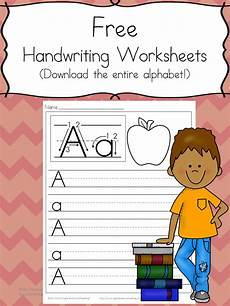 letter a writing worksheets for preschoolers 23682 preschool handwriting worksheets free practice pages