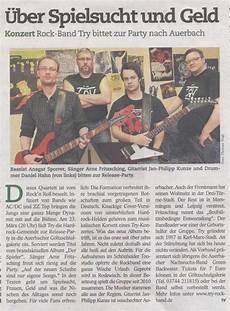 Presse Try Rockband