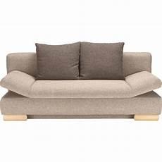 baby von sofa schlafsofa in beige braun textil jugendsofas kinder