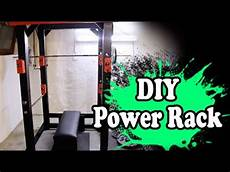 Diy Home Power Rack Selber Bauen