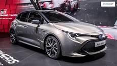 Toyota Auris Au Salon De 232 Ve 2018