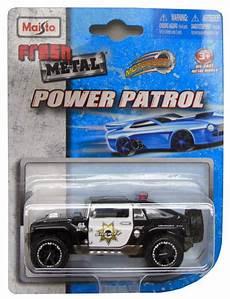 hummer hx concept maisto diecast fresh metal power patrol car ebay