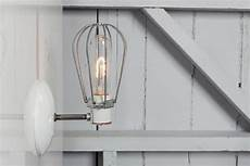 industrial wall l wire cage wall sconce l industrial light electric