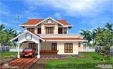 kerala model house plans with photos kerala model 1900 sq feet home design house design plans