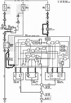 94 toyota wiring diagram what is the wiring schematic for a 94 camry le moonroof switch