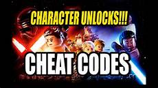 lego wars the awakens codes character