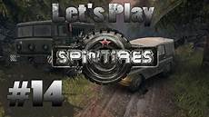 Spintires Garage let s play spintires part 14 garage operational