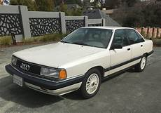 27 Years Owned 1990 Audi 200 Turbo Quattro 5 Speed For
