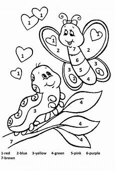 color by number worksheets butterfly 16083 free printable color by number coloring pages best coloring pages for