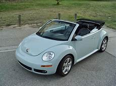 Vw New Beetle Cabrio - used 2006 vw beetle convertible low by owner