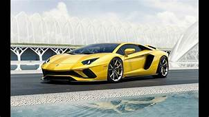2019 New Cars Coming Out ''2019 Lamborghini Aventador S