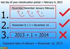 calculate your expected date of delivery for