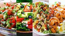 4 Healthy And Delicious Summer Salads