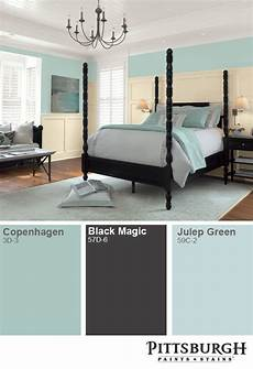 turquoise blue paint color inspiration ideas from the pittsburgh paints paint color palette at