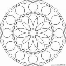 Mandala Malvorlagen Bilder Mandala Vorlage Tolle Ideen Zum Ausmalen
