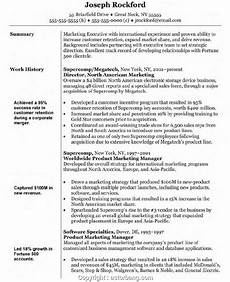 new marketing manager resume sle 2017 marketing manager