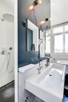 bleu dans la salle de bains 10 inspirations d 233 co salle
