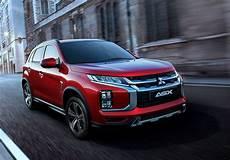Mitsubishi Asx Modelljahr 2020 Carwalk