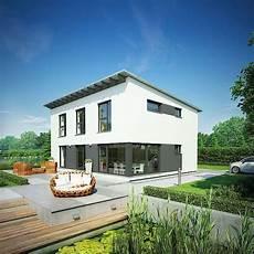 Einfamilienhaus Mit Pultdach - pultdachhaus fertighaus mit pultdach bauen hanse haus