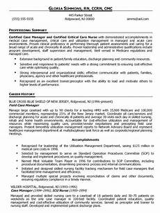 resume format resume exles for managers