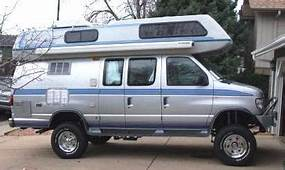 Airstream Class B  Boulder Offroad 4x4 Conversion Off