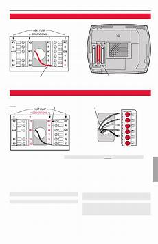honeywell visionpro th8000 series installation manual page 3 free pdf download 12 pages