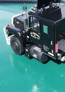 convoy rubber duck glass big rigs model cars