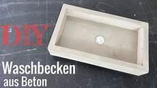 ein betonwaschbecken einfach selber machen diy