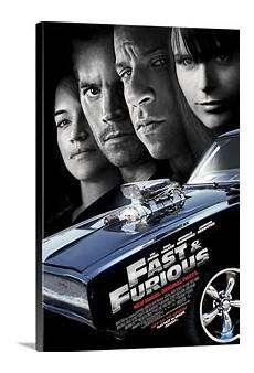 fast and furious 4 schauspieler fast and furious 4 2009 photo canvas print great big canvas