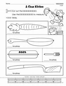 measurement worksheets grade one 1550 11 best images of kindergarten measurement worksheets free printable kindergarten math