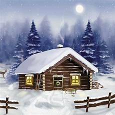 Malvorlage Haus Mit Schnee H 252 Tte Schnee H 252 Ttenzauber Sweet Pac 33 X 33 Cm 3 55