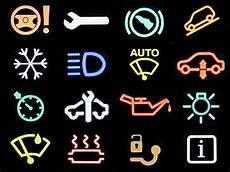 Kontrollleuchten Im Auto Bedeutung Der Symbole