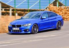 2015 BMW 435i Gran Coupe By AC Schnitzer  Front Photo