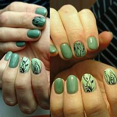 33 best green nails olive nails lime green nail designs