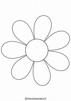 fiori da colorare per bambini bambini stilizzati bianco e nero portalebambini