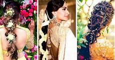 Indian Hairstyles For Hair For Wedding