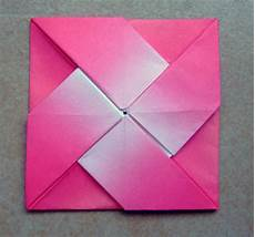 origami windmill letter fold flickr photo