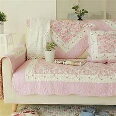 sofa shabby chic shabby chic cottage country quilted sofa loveseat
