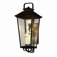 possible porch lights allen roth parsons field 17 in h black outdoor wall light at lowes com