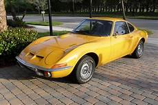 opel gt classic car weekly