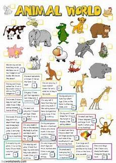 nature and animals worksheets 15101 exercises earth day nature vocabulary