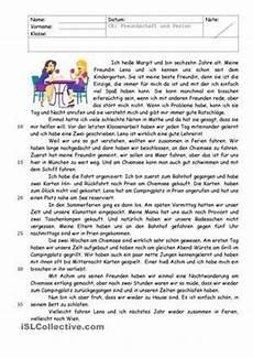 freundschaft ferien leseverst 228 ndis