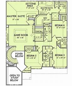 oversized great room plus secret room house plans