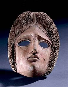 greek masks teaching history with 100 objects a greek theatre mask