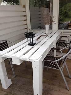 pallet porch table 1001 pallets