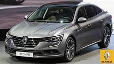 2019 Renault Talisman Drive Interior And Exterior Of The