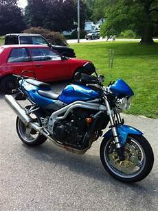 triumph speed 955i 2002 triumph speed 955i low for sale on