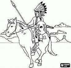 indian coloring sheets americans or indians