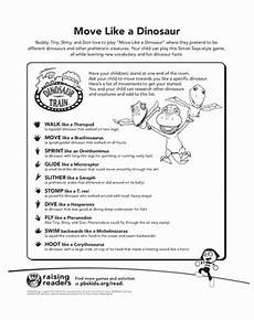 free dinosaur worksheets for grade 15398 move like a dinosaur worksheet education